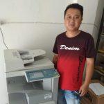 Jual Paket Usaha Fotocopy Canon iR 3225 Jakarta Bpk Herman