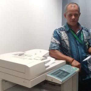 Sewa Mesin Fotocopy Canon iR 3225 Jakarta Bpk Gilang