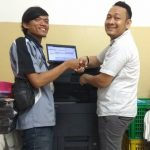 Jual mesin fotocopy Kyocera 2552ci Jakarta Pak Ruli