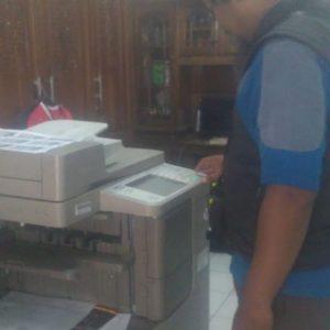Jual Mesin Fotocopy Canon iRA 4045 Bpk Nurudin