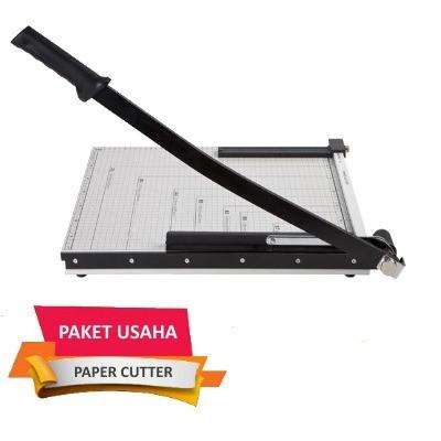 Paket Usaha Fotocopy-Pemotong Kertas