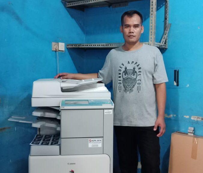 Jual Mesin Fotocopy Canon iR 3235 Bpk Rohmatus