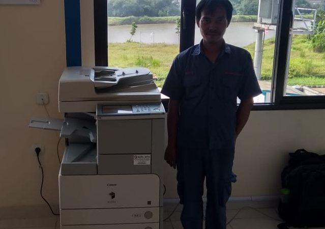 Sewa Mesin Fotocopy Canon iR 3235 Bpk Yatno
