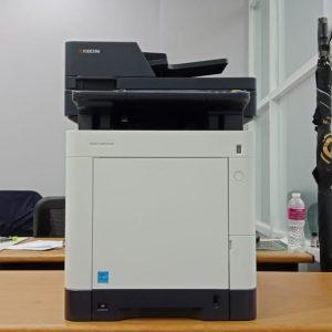 sewa mesin fotocopy kyocera M6535cidn