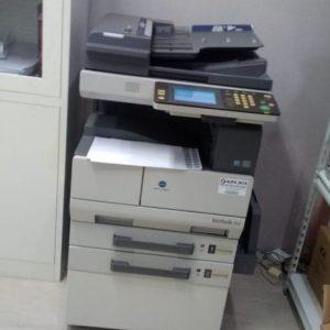 Sewa Mesin Fotocopy bizhub 250/350 Jakarta
