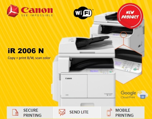 new-product-canon-ir-2006N-promo