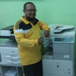 Sewa Mesin Fotocopy Canon iR 3225 SMKN