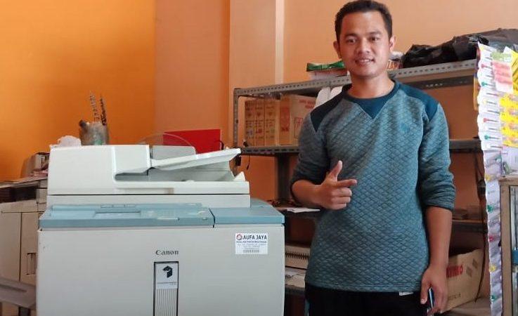 Jual Mesin Fotocopy Canon iR 5000 Bp Budi
