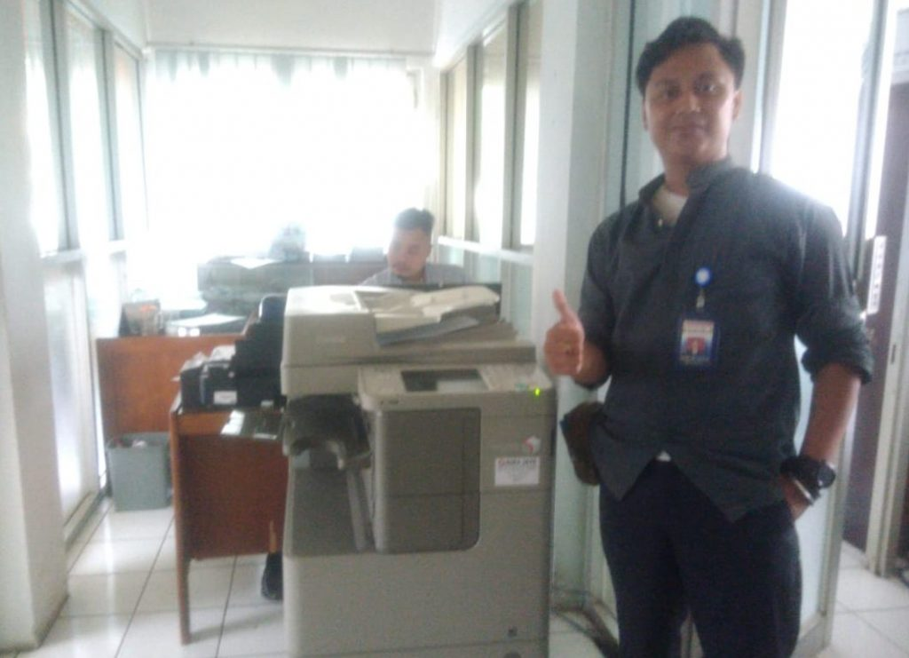 Sewa Mesin Fotocopy Canon iRA 4025 Bp Fajar