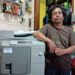 Jual Paket Usaha Fotocopy Canon iRA 4051 Cimanggis