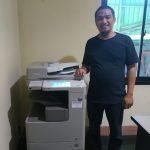 Sewa Mesin Fotocopy Canon iRA 4051 Bpk Muhammad
