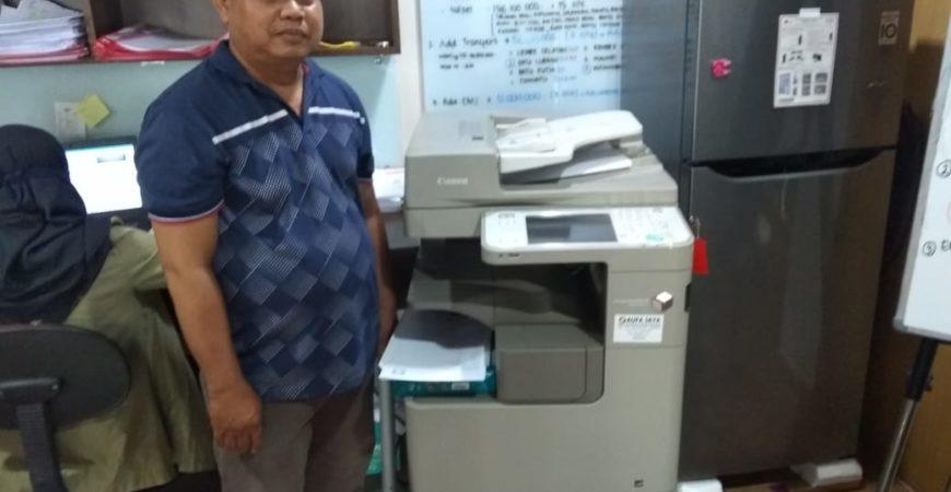Sewa mesin fotocopy canon