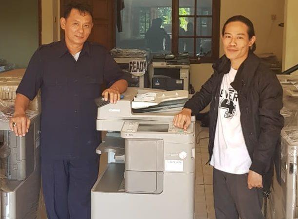 Jual Mesin Fotocopy Canon iRA 4251 Malang