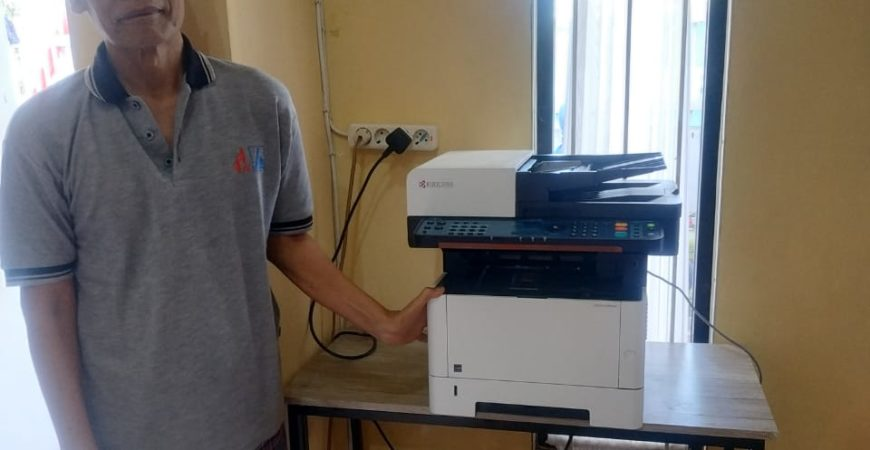 Paket Usaha Fotocopy Kyocera M2040dn Malang