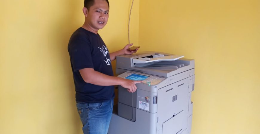 Paket Usaha Fotokopi Canon iRA 4235 Bandung