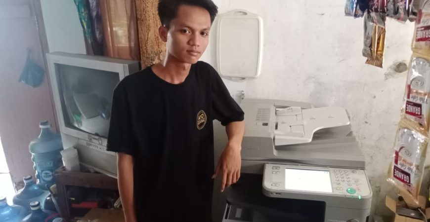 Paket Usaha Fotocopy iRA 4235 Cirebon