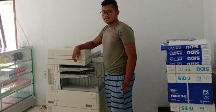 Paket Usaha Canon iR 3225 Ambon Maluku
