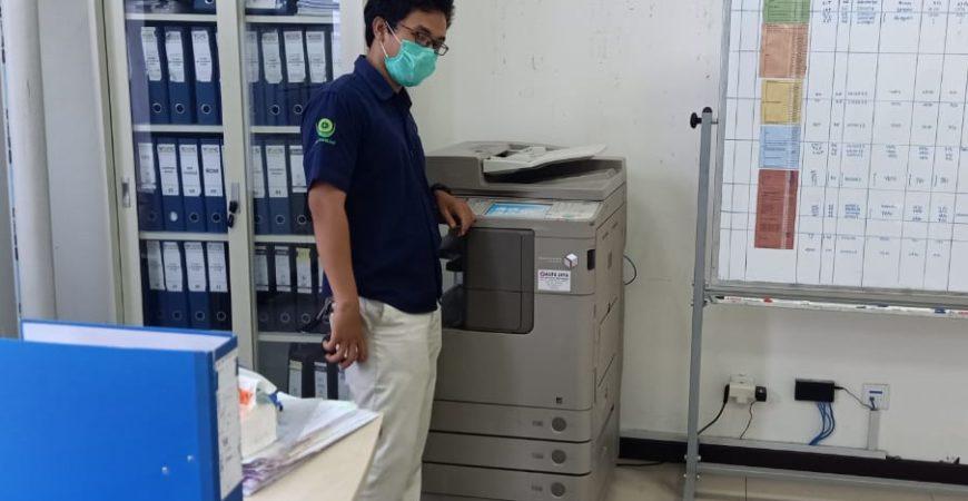 Sewa Mesin Fotocopy Canon iRA 4025 Karawang