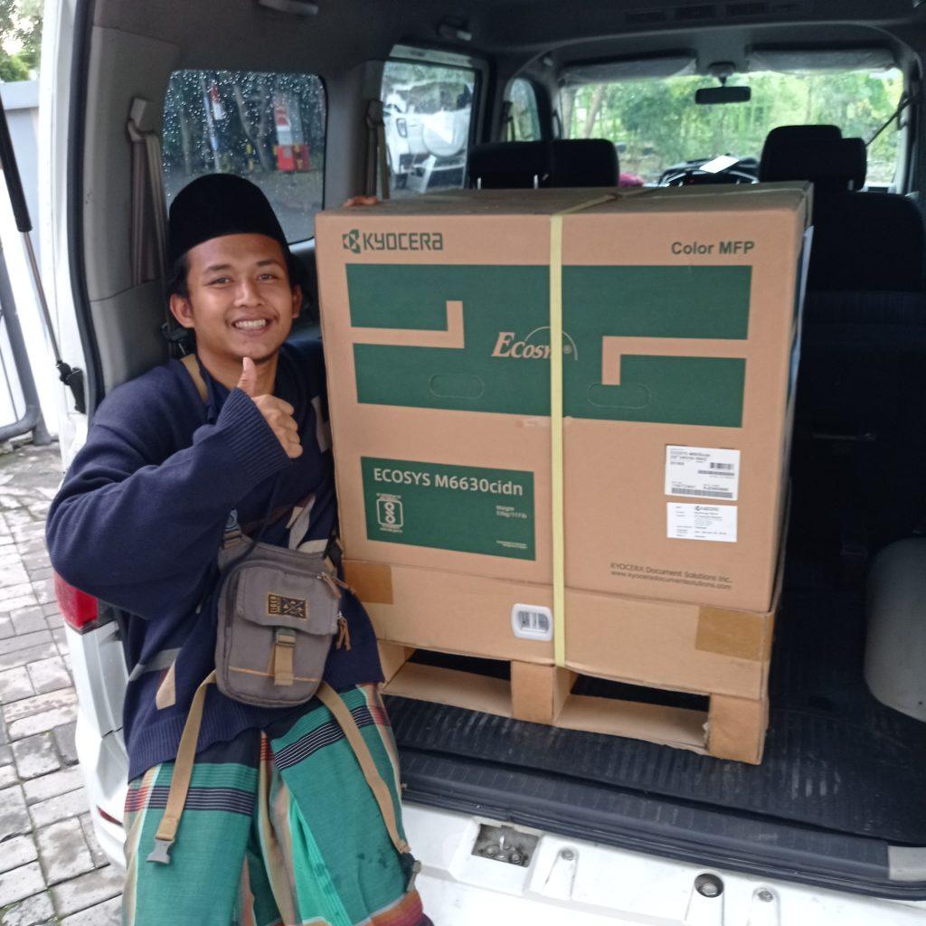 Fotocopy Kyocera M6630cidn Jombang