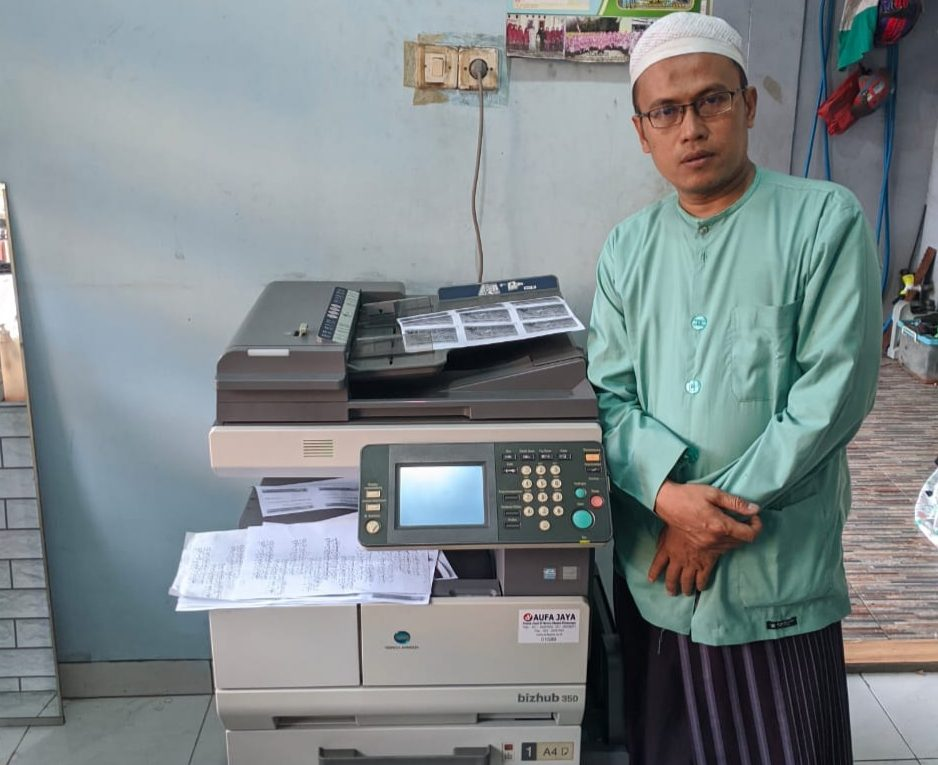 Paket Usaha Fotocopy Biz 350 Tangerang