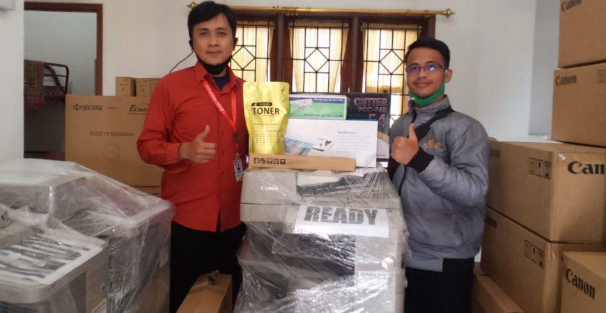 Paket Usaha Canon iRA 4025 di Subang